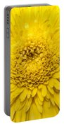 Yellow Burst Portable Battery Charger
