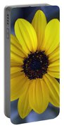 Yellow Flower 4 Portable Battery Charger