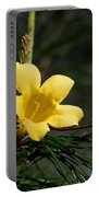 Yellow Jessamine Portable Battery Charger