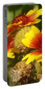 Yellow Portable Battery Charger