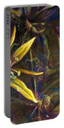 Yellow Passion Portable Battery Charger