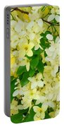 Yellow Shower Tree - 1 Portable Battery Charger