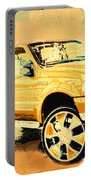 Yellow Suv Portable Battery Charger