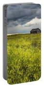 Yellow Sweet Clover Melilotus Portable Battery Charger
