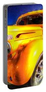 Yellow Truck 2 Portable Battery Charger