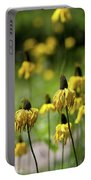 Yosemite Coneflowers Portable Battery Charger