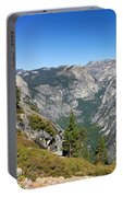 Yosemite Half Dome Portable Battery Charger