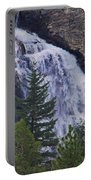 Yosemite Waterfall Portable Battery Charger