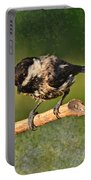 Young Chickadee Portable Battery Charger