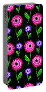 Young Florals  Portable Battery Charger