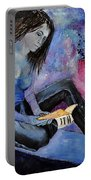 Young Girl 662160 Portable Battery Charger
