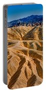 Zabriskie Point Badlands Portable Battery Charger