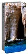 Zakynthos Grotte Greece Portable Battery Charger