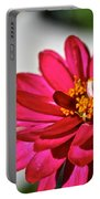 Zinnia Personality Portable Battery Charger