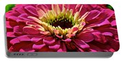 Zinnia Power Portable Battery Charger