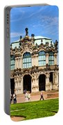 Zwinger Palace - Dresden Germany Portable Battery Charger