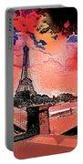 # 9 Paris France Portable Battery Charger