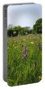 Ancient Hay Meadow Portable Battery Charger