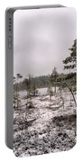 April Snow 1 Portable Battery Charger