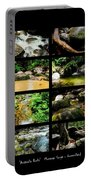 ' Australia Rocks ' Mossman Gorge - North Queensland Portable Battery Charger