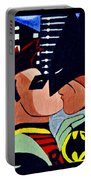 Batman And Robin Portable Battery Charger