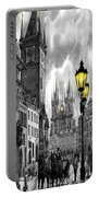 Bw Prague Old Town Squere Portable Battery Charger