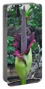 Corpse Flower Portable Battery Charger
