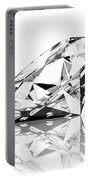 Diamond Portable Battery Charger by Setsiri Silapasuwanchai