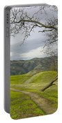 East Ridge Trail Spring Portable Battery Charger