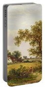 Essex Landscape  Portable Battery Charger