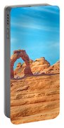 Famous Delicate Arch In Arches National Park Portable Battery Charger