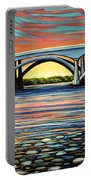 Folsom Bridge Portable Battery Charger