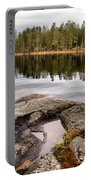 Haukkajarvi Landscape Portable Battery Charger