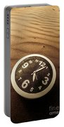 In Waves Of Lost Time Portable Battery Charger