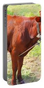 Jamaican Cow Portable Battery Charger