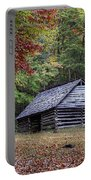 Jim Bales Place Barn Along Roaring Fork Motor Trail Portable Battery Charger