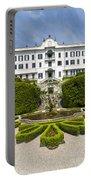 Lake Como,villa Carlotta, Italy Portable Battery Charger