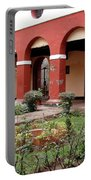 Lima Peru Garden Portable Battery Charger