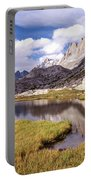 Lower Titcomb Lake Portable Battery Charger