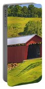 Parrish  Covered Bridge  Portable Battery Charger