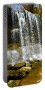 Rock Glen Falls Iphone 6s Portable Battery Charger
