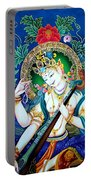 Saraswati 2 Portable Battery Charger by Lanjee Chee