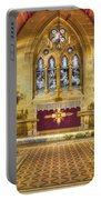 St Lawrence Seal Chart - Chancel Portable Battery Charger