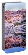 Leprechaun Lake Sunrise Portable Battery Charger
