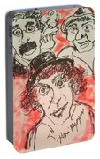 The Marx Brothers Portable Battery Charger