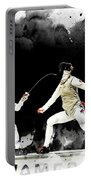 The World Cup Women's Foil  2  Portable Battery Charger