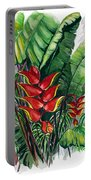 Tiger Claw .. Heliconia Portable Battery Charger