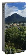 View From Top Of Castle Hill Sitka Alaska 2015 Portable Battery Charger