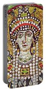 Theodora (c508-548) Portable Battery Charger