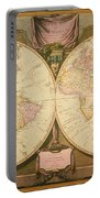Captain Cook: Map, 1808 Portable Battery Charger